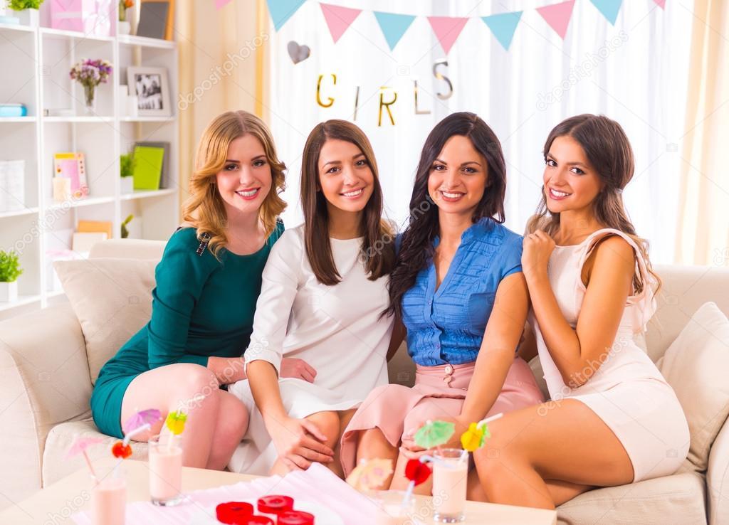grupo de chicas