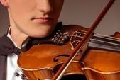Fotografie Music instrument violin