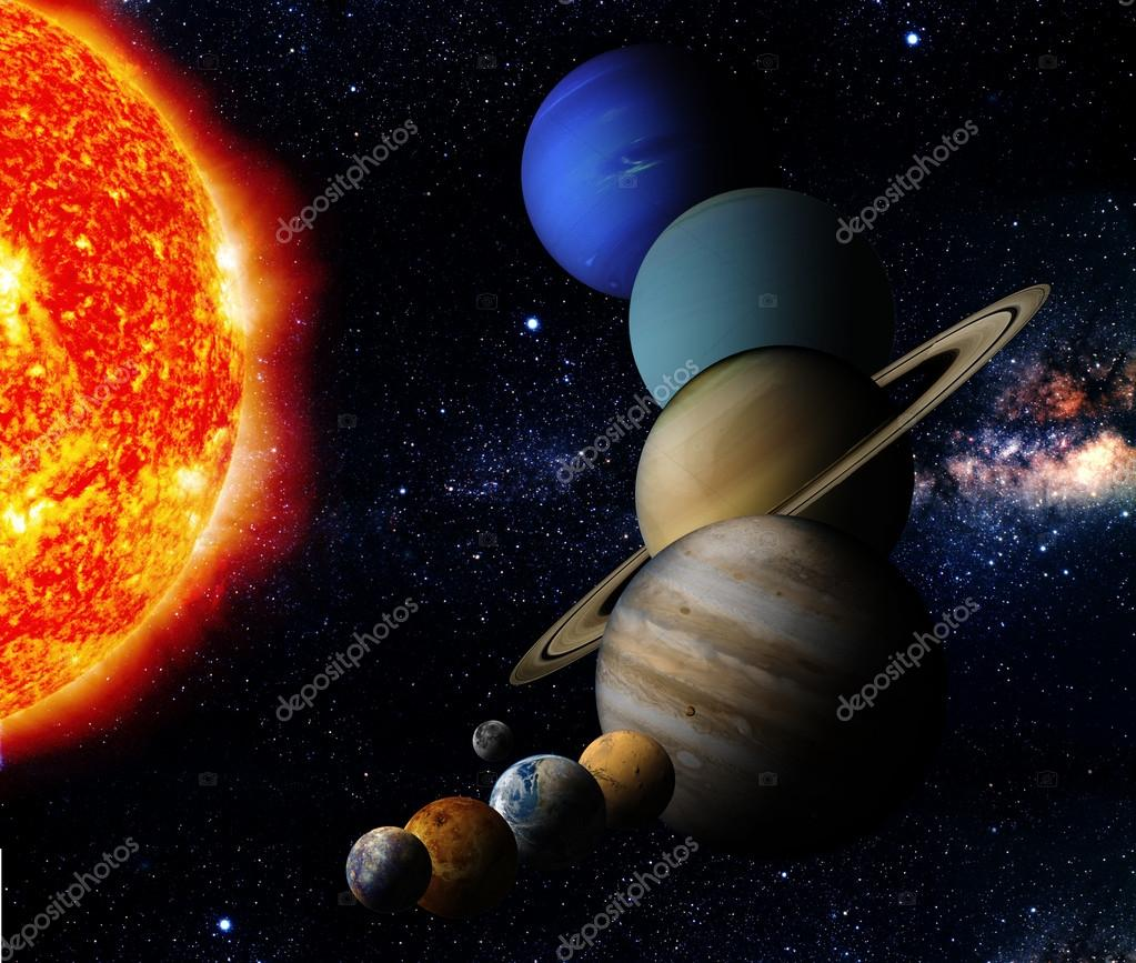 the nine planets - 450×381