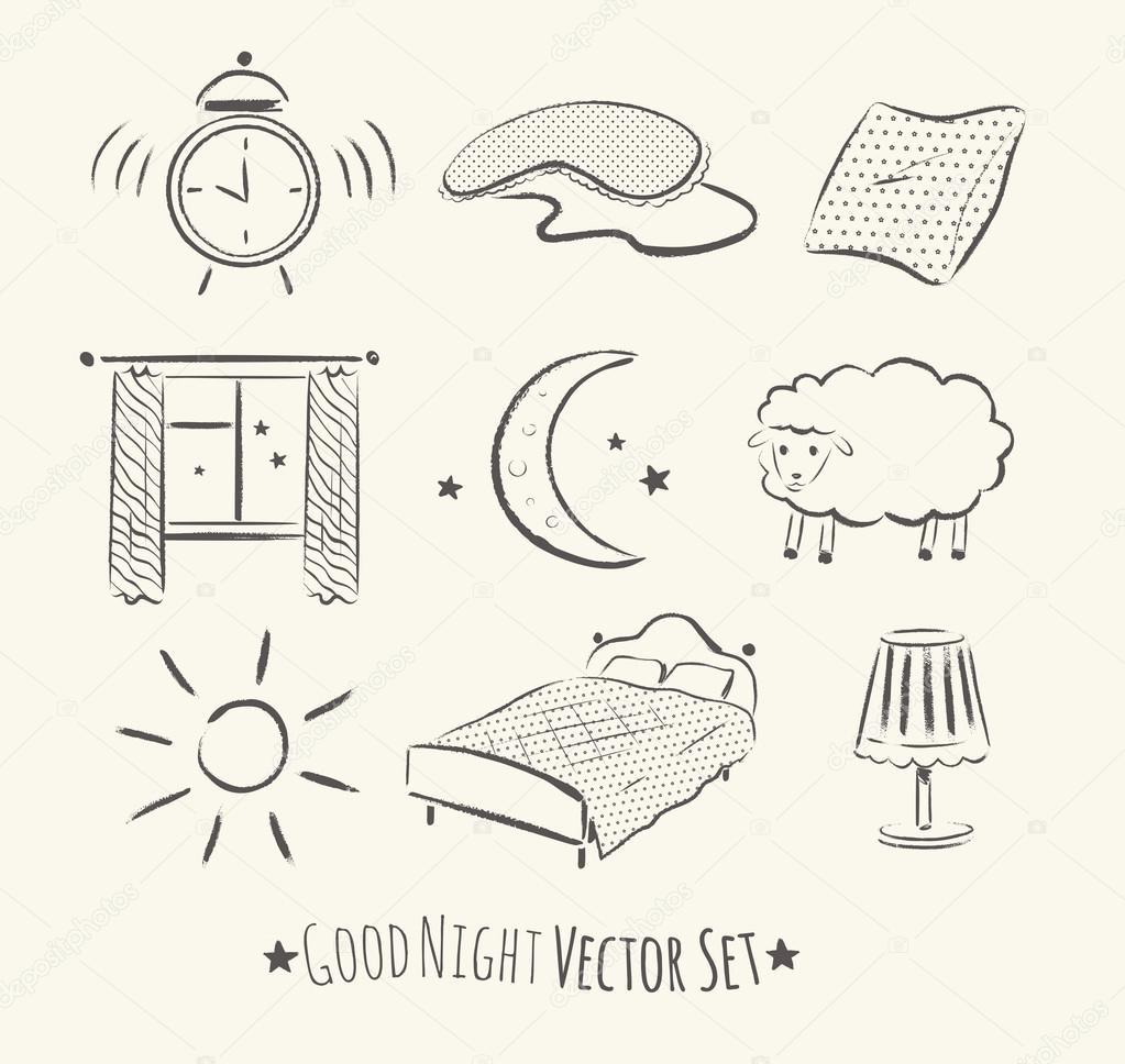 Good night set
