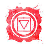 Muladhara čakry symbol