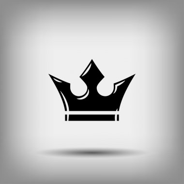 Pictograph of king crown