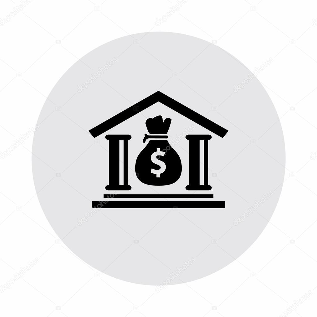 Pictograph of bank building stock vector hristianin 70315483 pictograph of bank building stock vector biocorpaavc Gallery