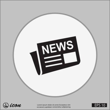 News icon iilustration