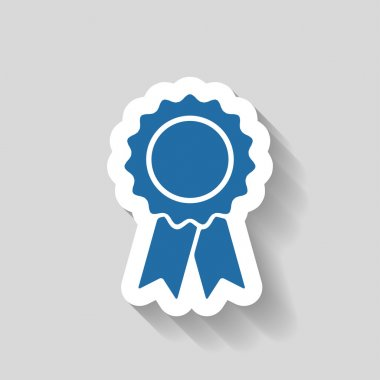 Pictograph of award icon