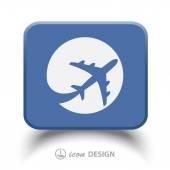 ikona ikony letadlo