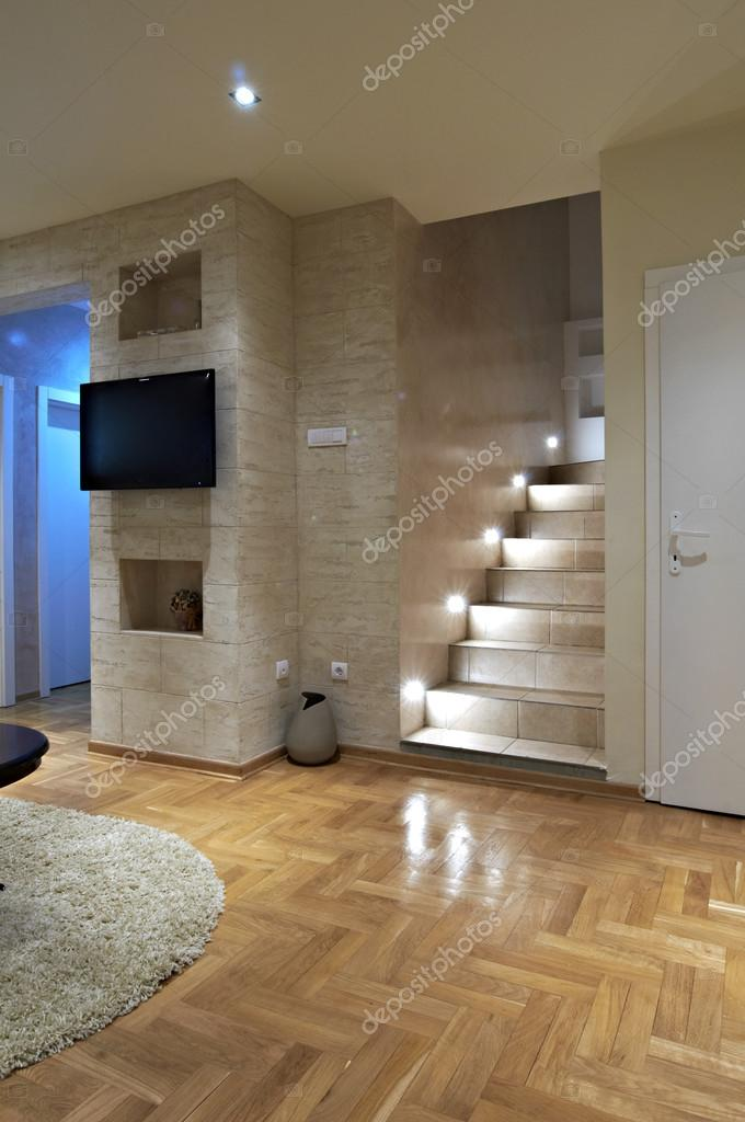 Escaleras de interiores modernas foto de stock markop - Escaleras de interior modernas ...