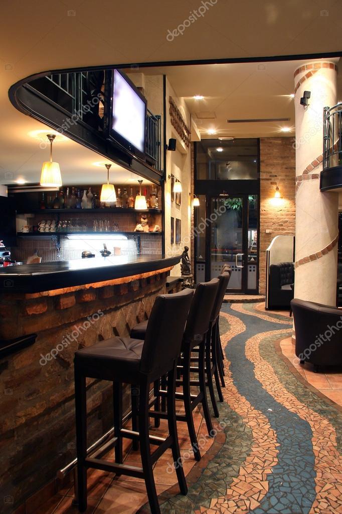 Gemütliches Café-Interieur — Stockfoto © markop #59854789