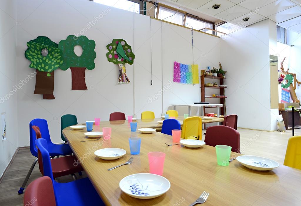 sala de aula pr escolar de jardim de inf ncia de