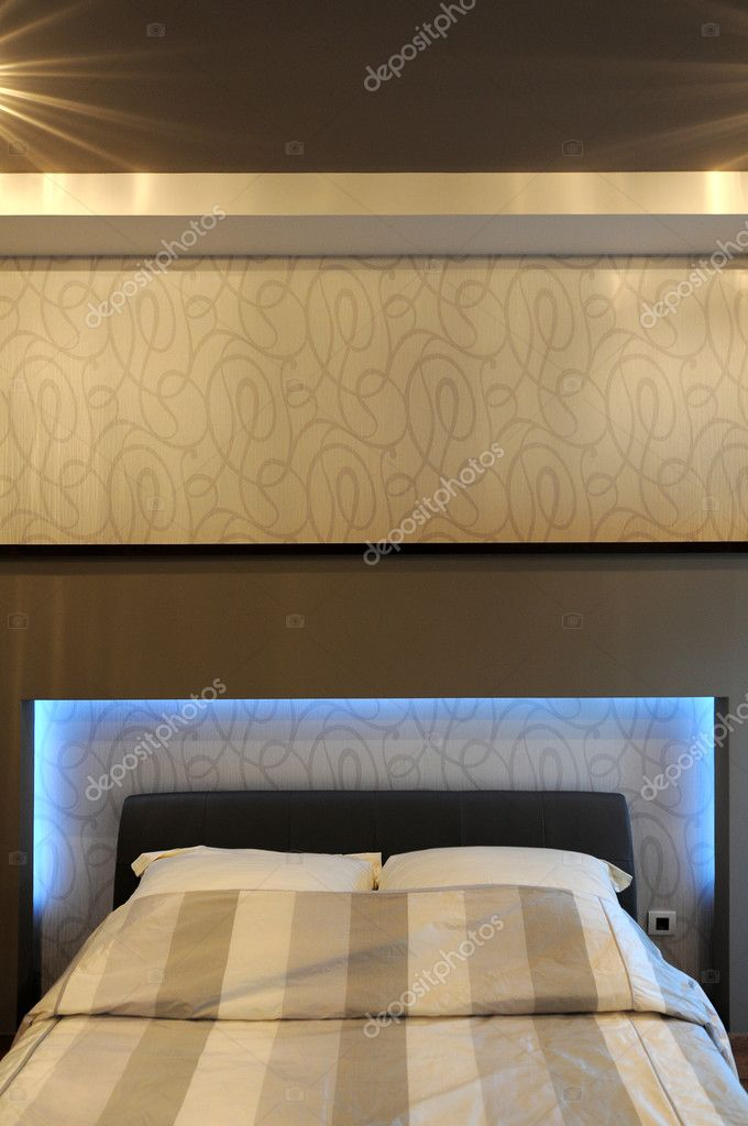 Modernes Schlafzimmer Interieur Reise. Full Size Of ...