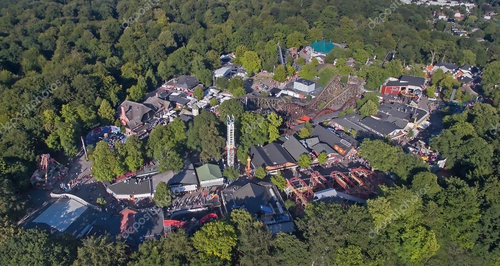 Самый старый Парк Развлечений В Мире.