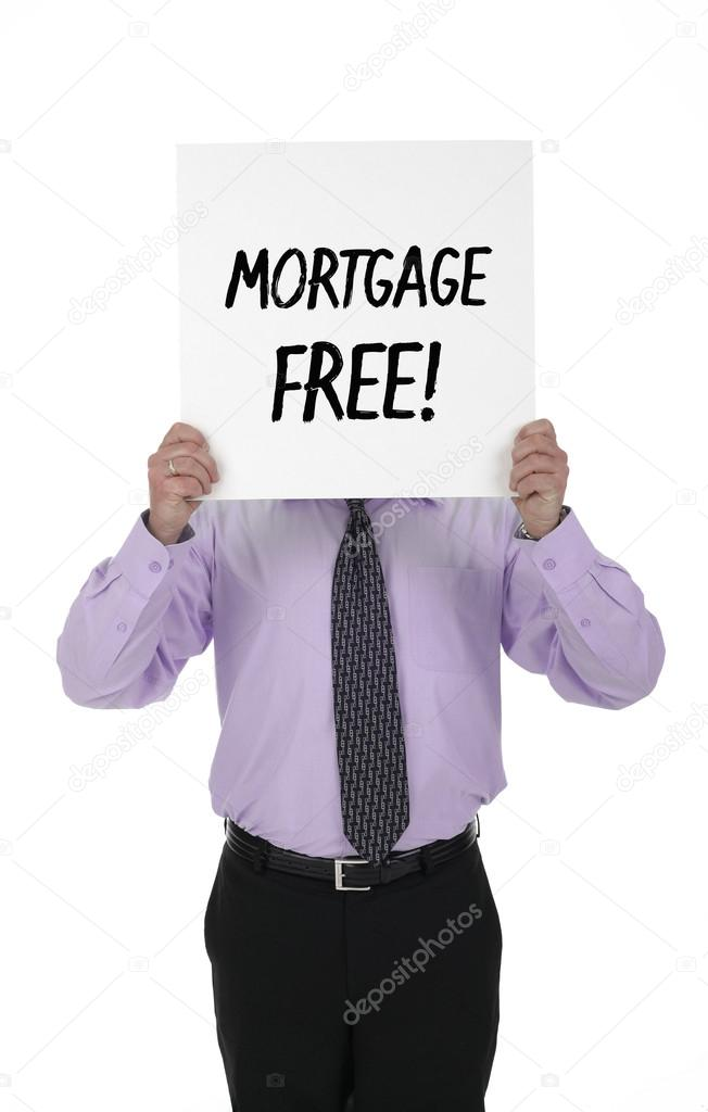 Mortgage Free Sign Stock Photo C Senicphoto 51880073
