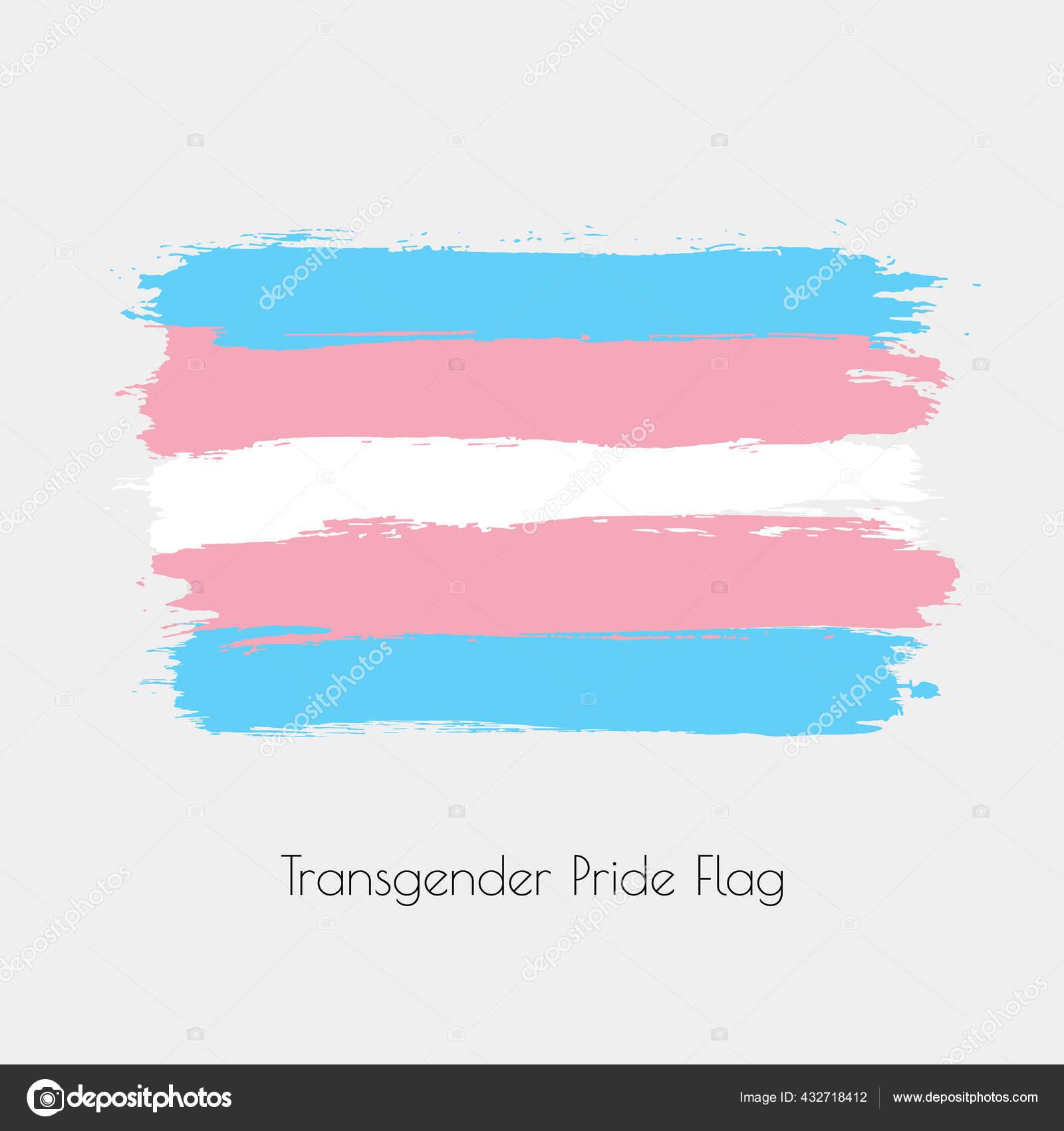 Bandera de Trans única de Clip de Corbata la igualdad de género identidad LGBTQ orgulloso diapositiva de Barra de amor