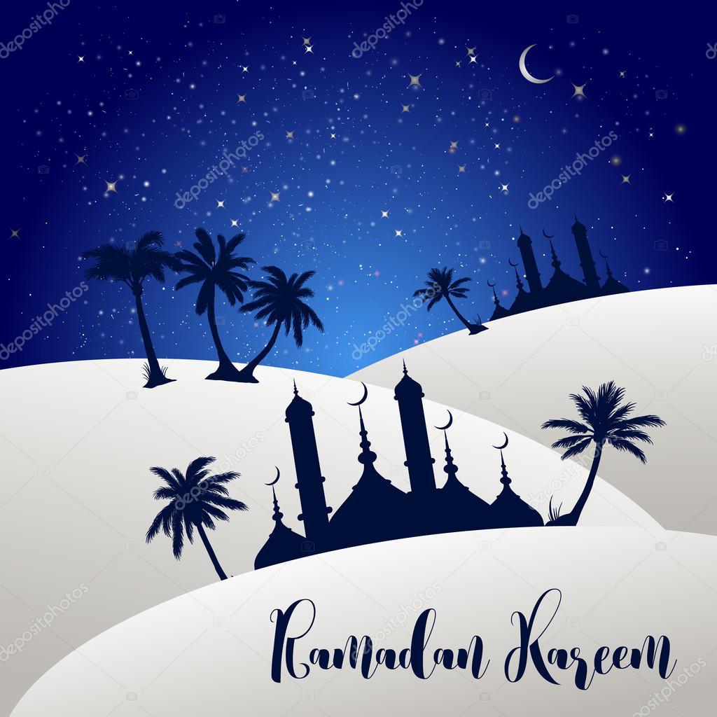 Muslim community festival eid al adha sacrifice feast ramadan muslim community festival eid al adha sacrifice feast ramadan kareem beautiful greeting card m4hsunfo