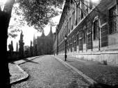 Fotografie černé a bílé fotografie Praha
