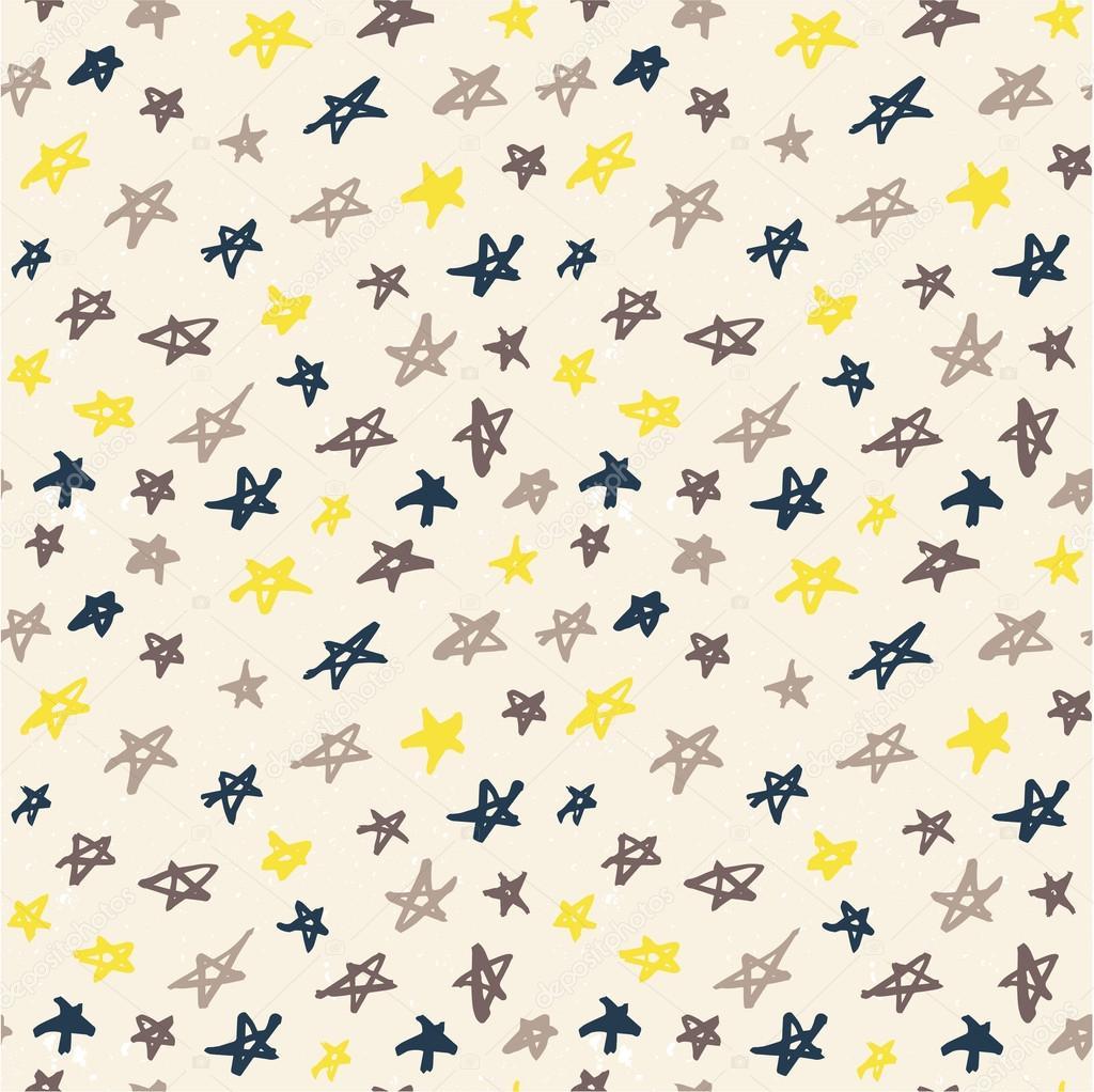 нарисованные звезды картинки