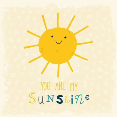 You Are My Sunshine background