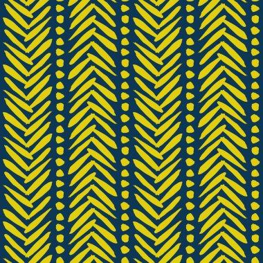 Beautiful  pattern in bohemian style