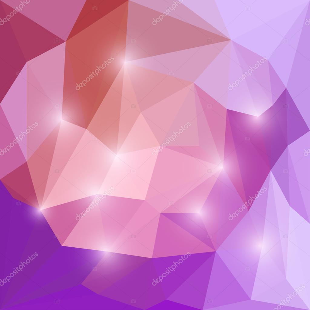 Resumen vector color morado y lila fondo geom trico - Colores que combinan con lila ...