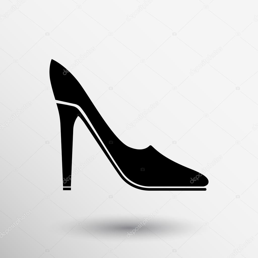 Square High Heel Shoes