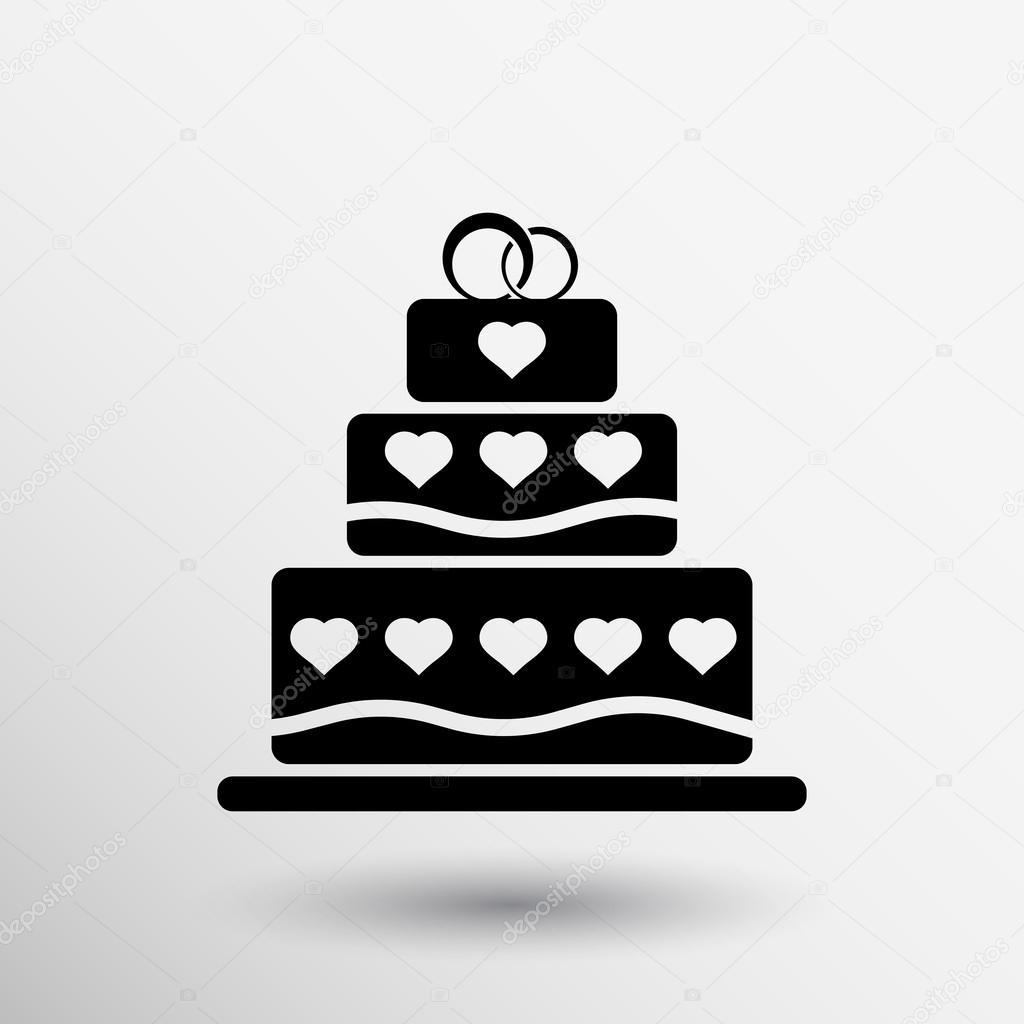 Icon Wedding Cake