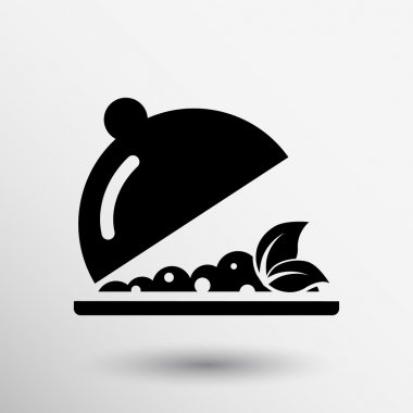 menu design food cooking dishes  kitchen logo