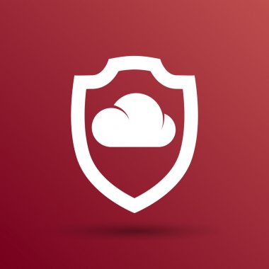 Protection of cloud storage icon internet communication
