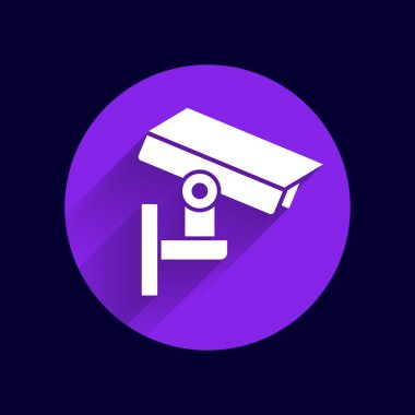 camera cctv icon sign graphic theft wireless street