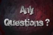 alle Fragen-Konzept