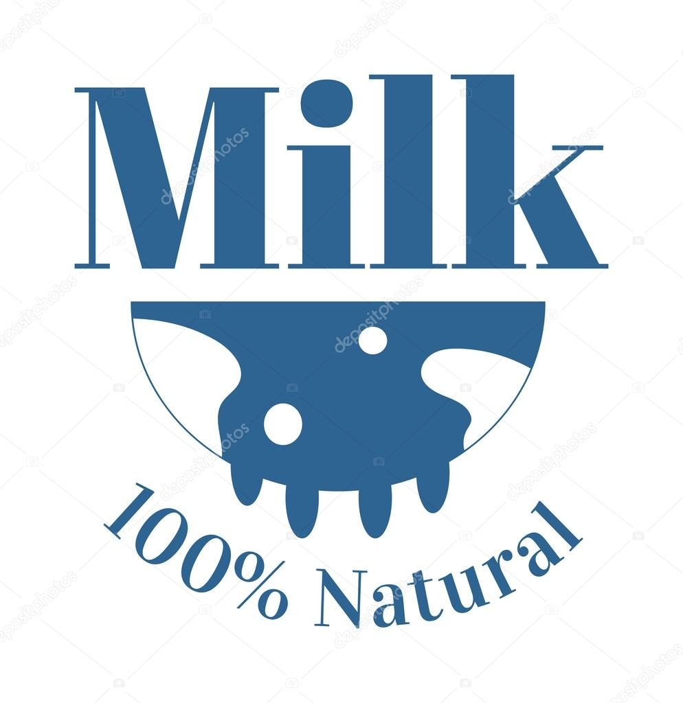 got milk template - got milk logo cow