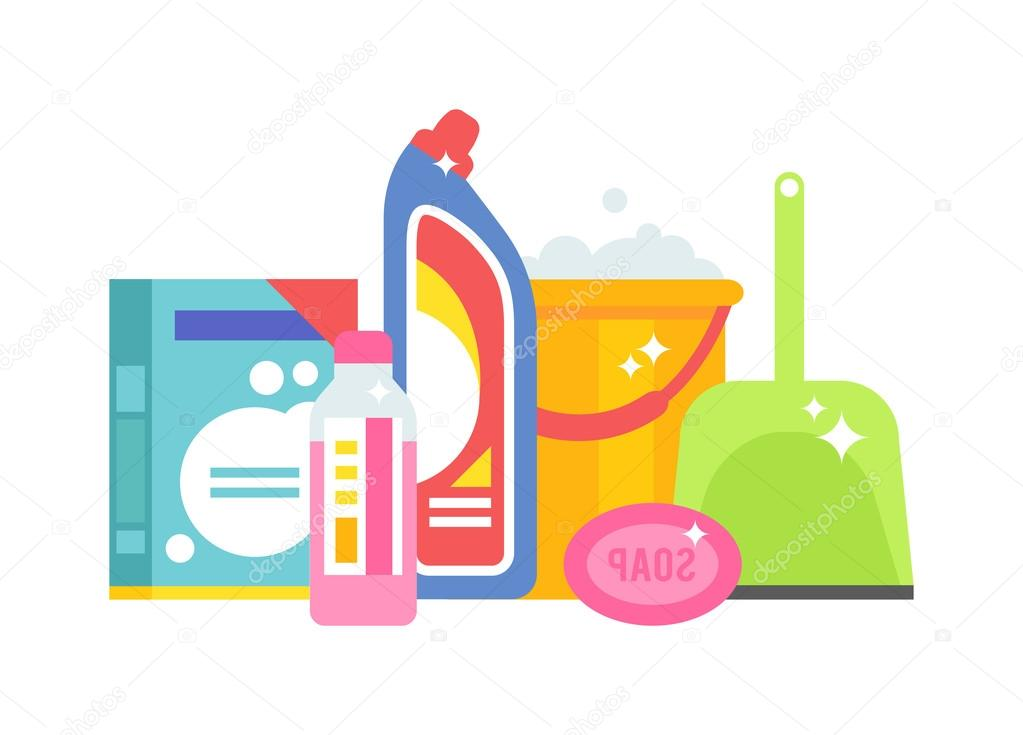 Home chemistry isolated vector illustration vetores de stock home chemistry isolated vector illustration vetores de stock ccuart Gallery