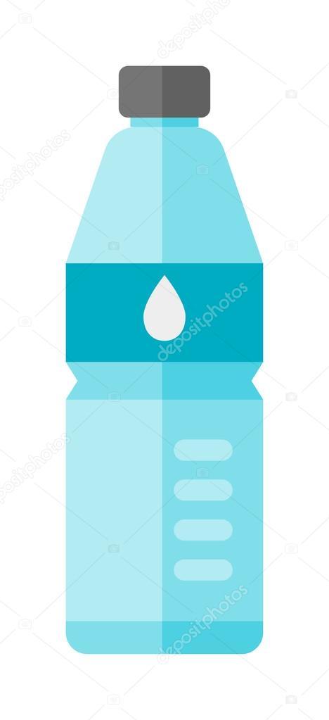 矿泉水瓶矢量图 — 图库矢量图像© adekvat #112191934
