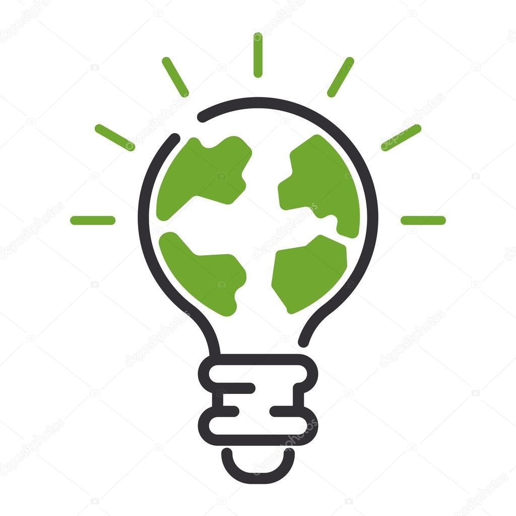 Energie Symbol Vektor symbol — Stockvektor © adekvat ...