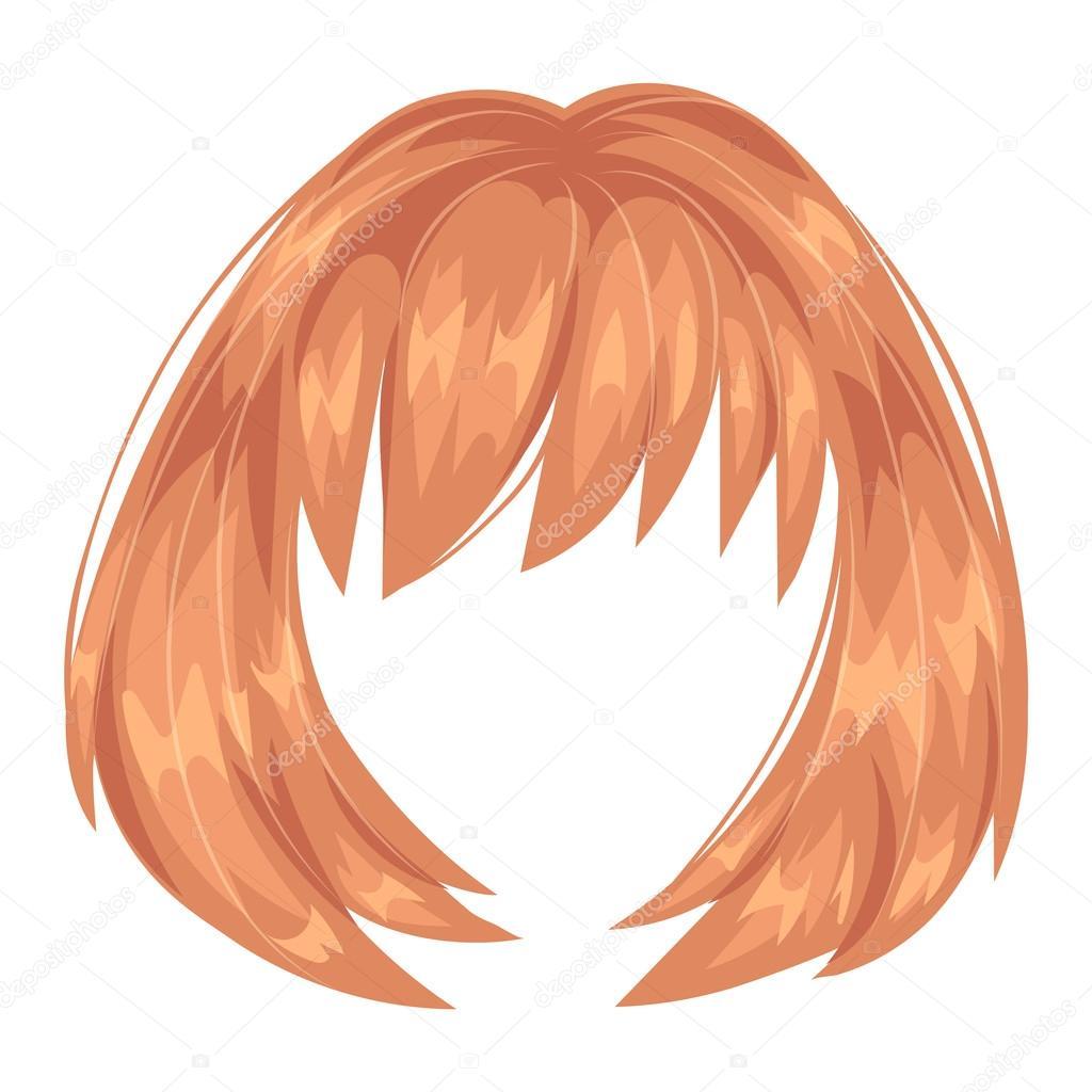 Silueta De Peinado De Mujer Vector Vector De Stock C Adekvat