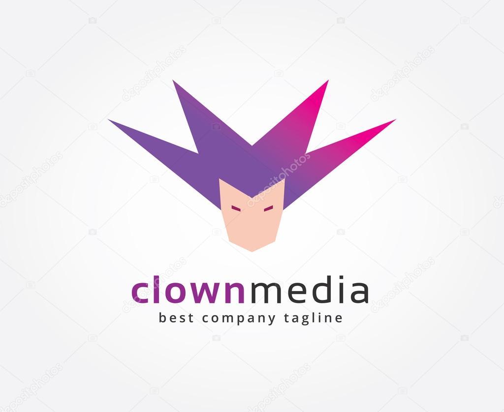 clown gesicht vorlage  malvorlagen gratis