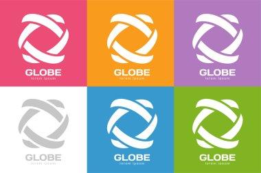Technology orbit web rings logo