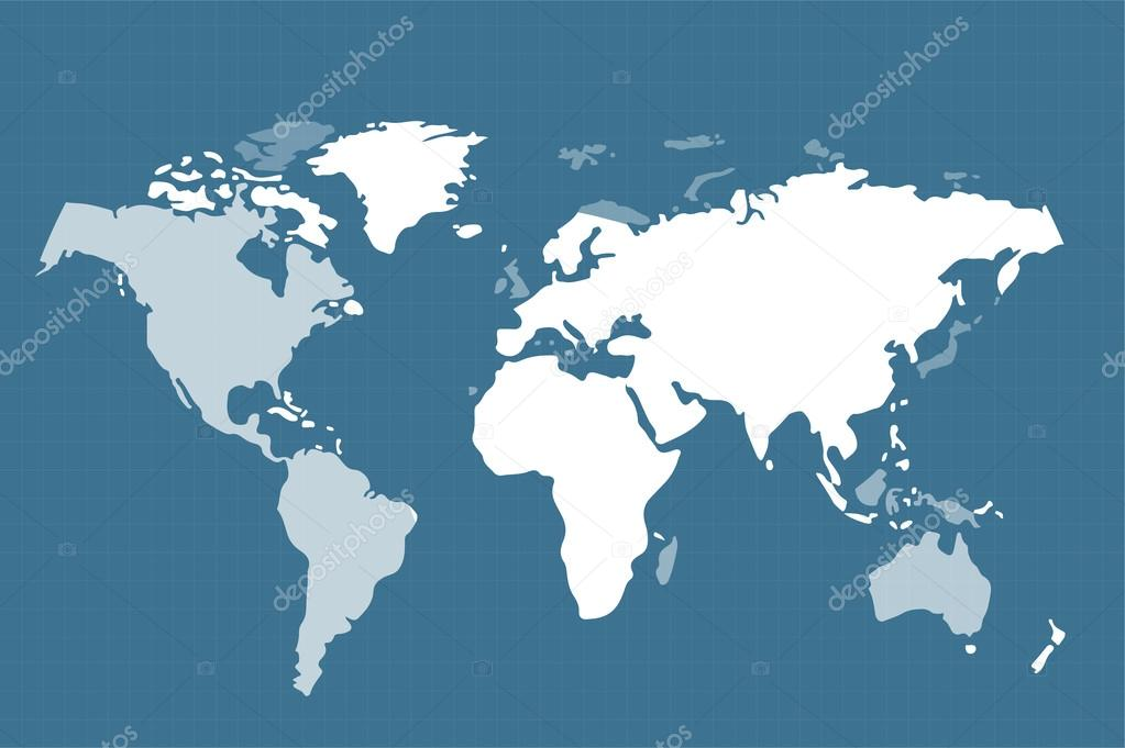 World vector map globe earth texture vector de stock adekvat globe vector map view from space globe earth silhouette technology background geography world vector earth globe silhouette world map wallpaper earth gumiabroncs Image collections