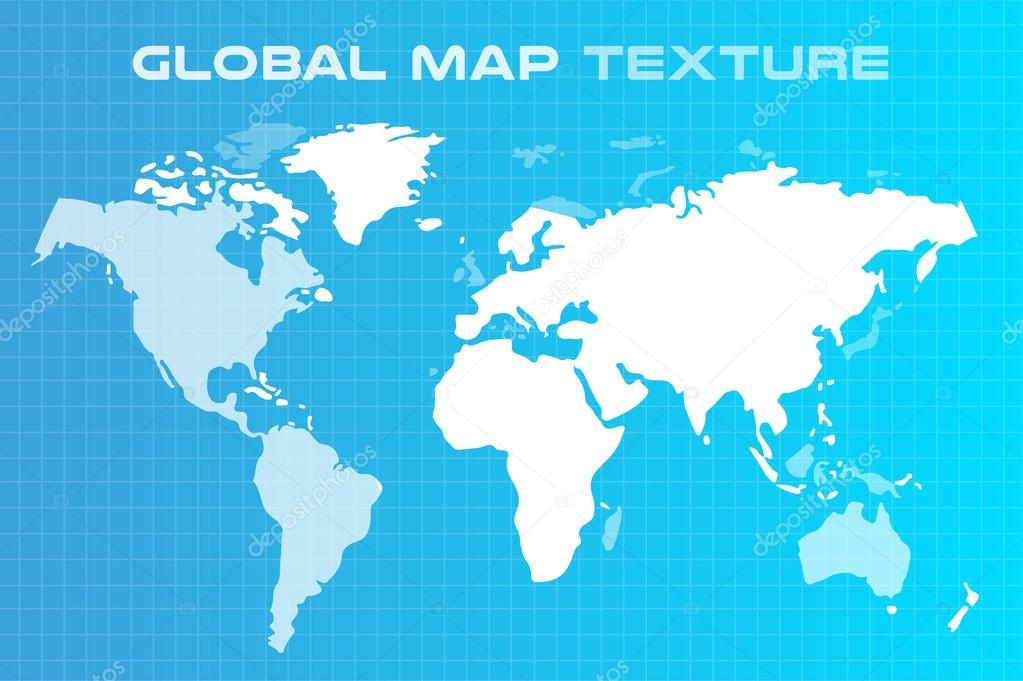 World vector map globe earth texture vector de stock adekvat globe vector map view from space globe earth silhouette technology background geography world vector earth globe silhouette world map wallpaper earth gumiabroncs Images