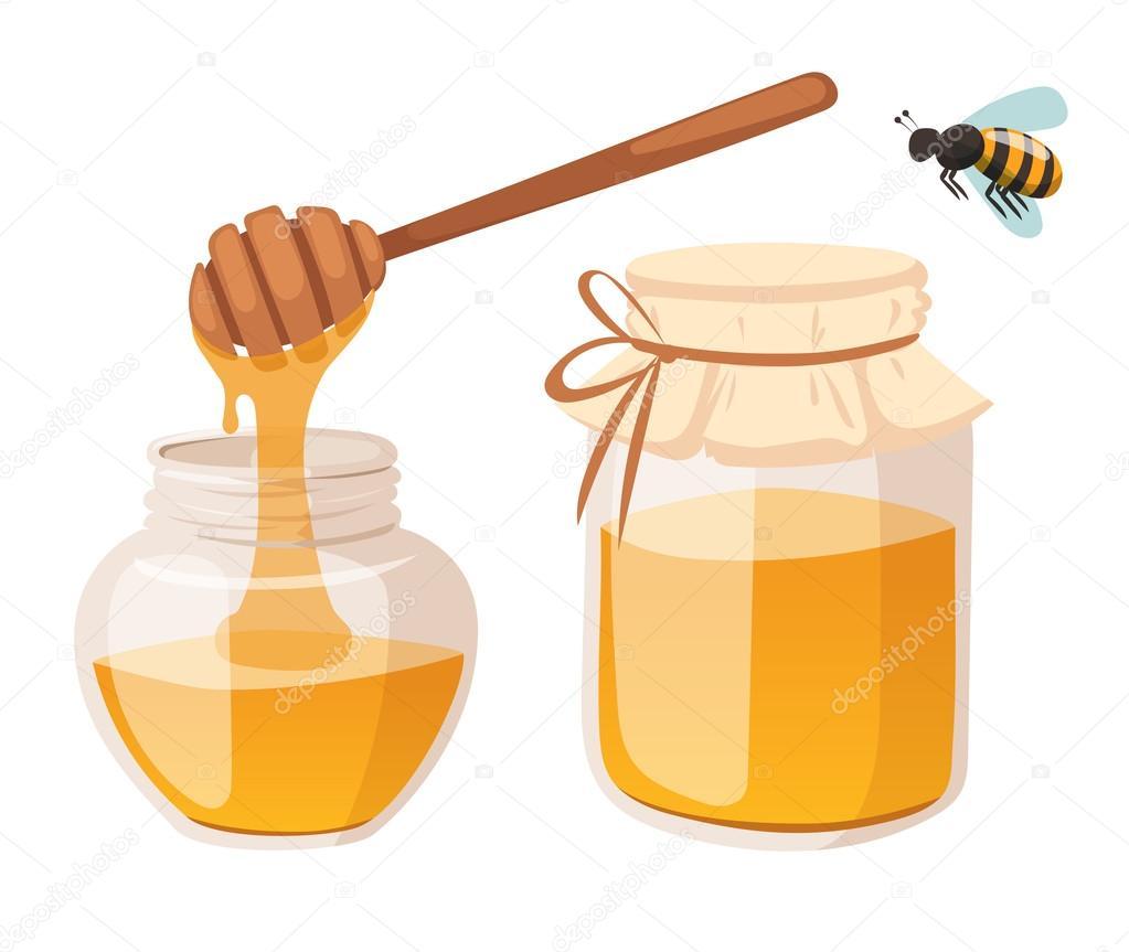 蜂蜜銀行ベクトル イラスト ストックベクター Adekvat 93151742