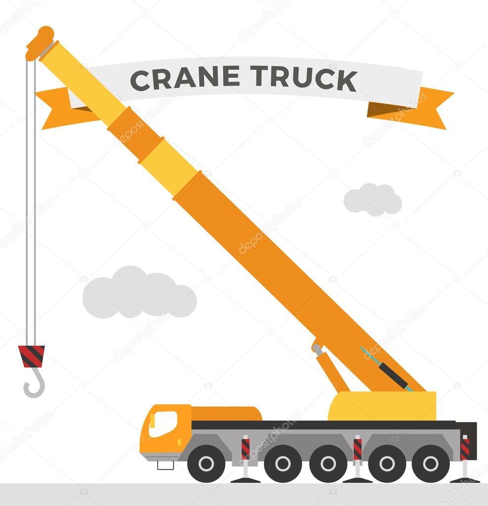 building under construction crane machine technics vector illustration ⬇  vector image by © adekvat | vector stock 93152004  depositphotos