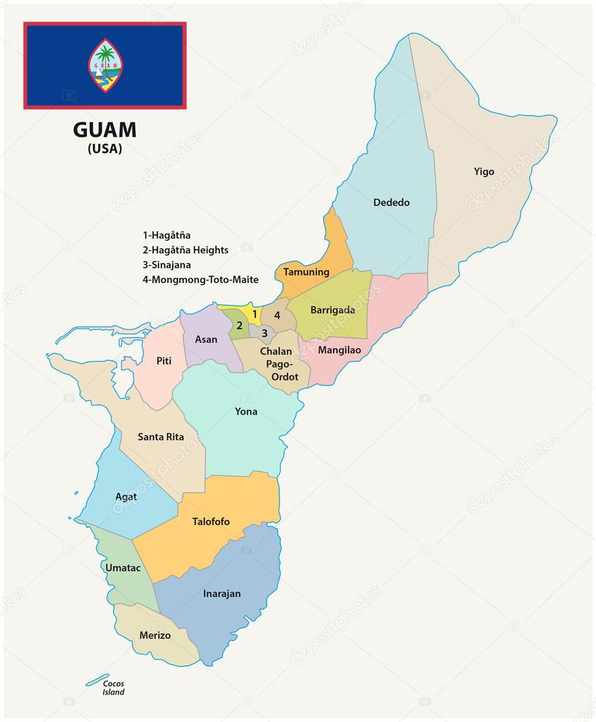 Guam To Usa Map Guam World Map Guam Philippines Quam On Map - Guam world map
