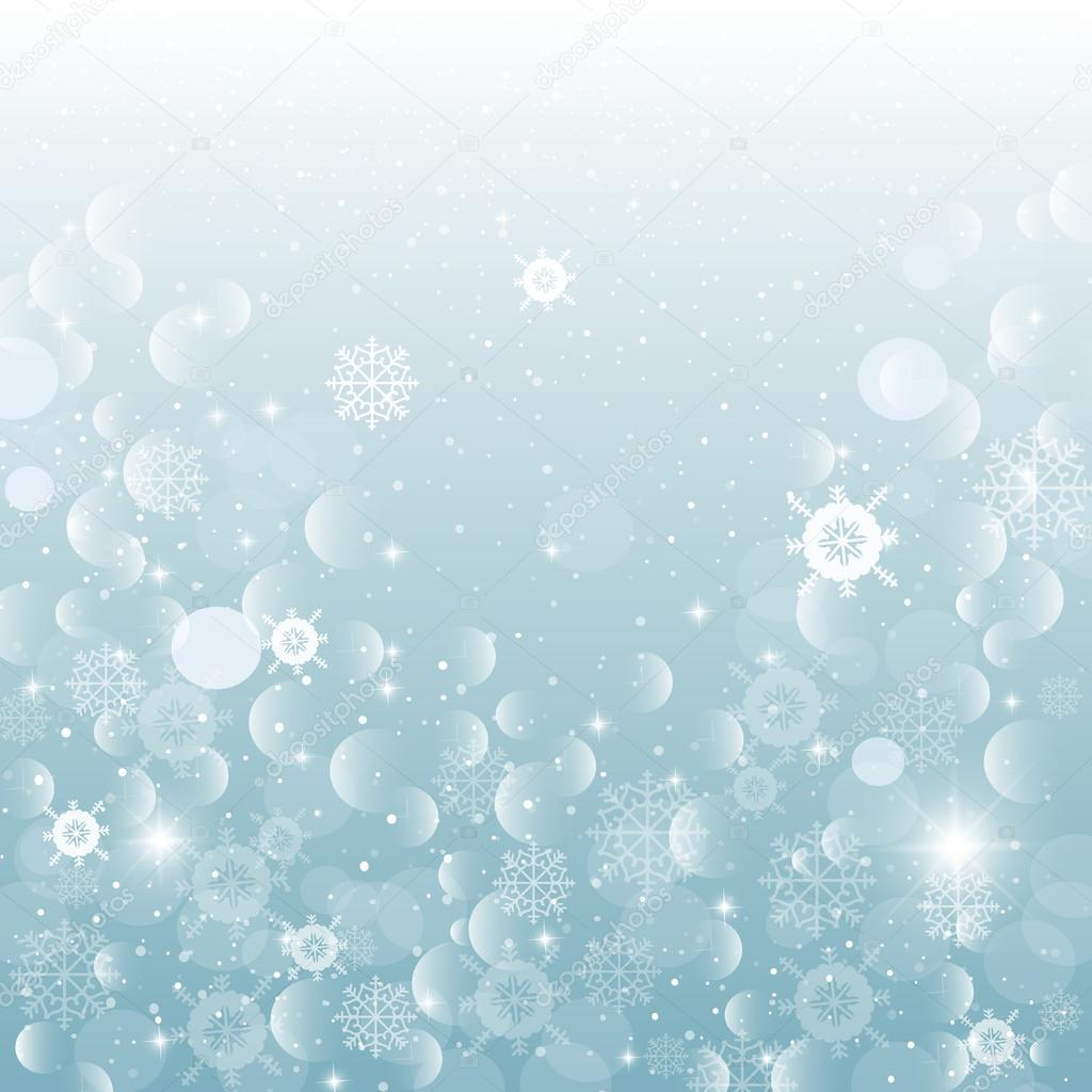christmas abstract snowy background new year background for greeting card menu banner vector by kreta37