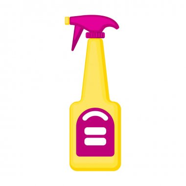 Detergent vector icon.Cartoon vector logo isolated on white background detergent. icon