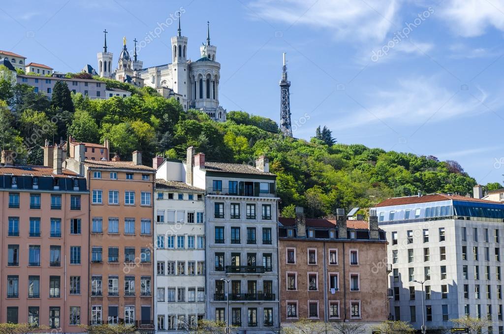Lyon france paysage urbain photographie sokarys for Paysage de ville