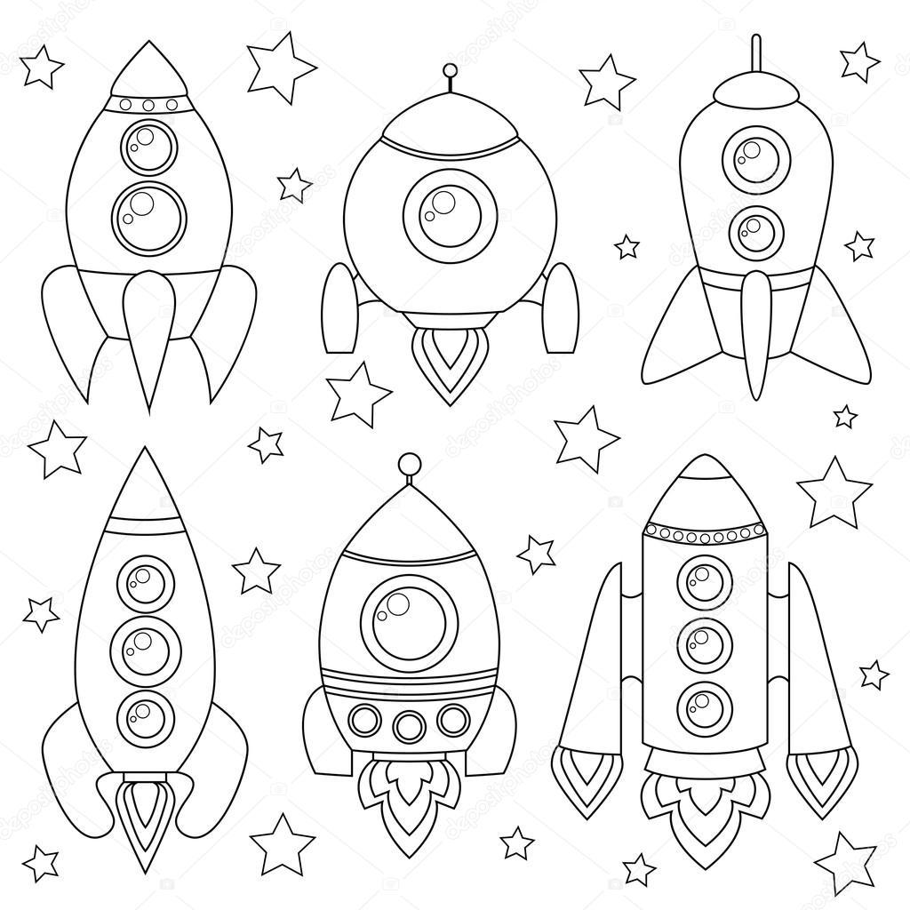 Fotos Naves Espaciales Para Dibujar Nave Espacial De