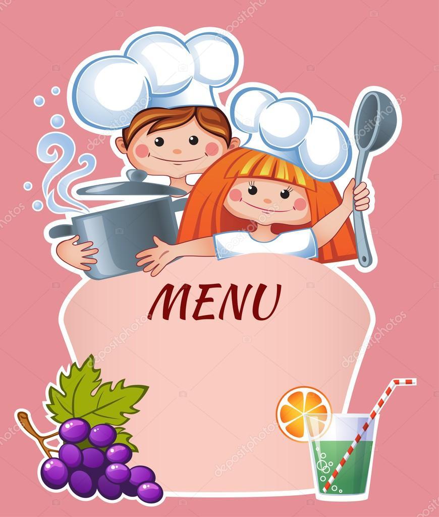Kids menu template stock vector alka5051 52400663 kids menu template stock vector 52400663 pronofoot35fo Images