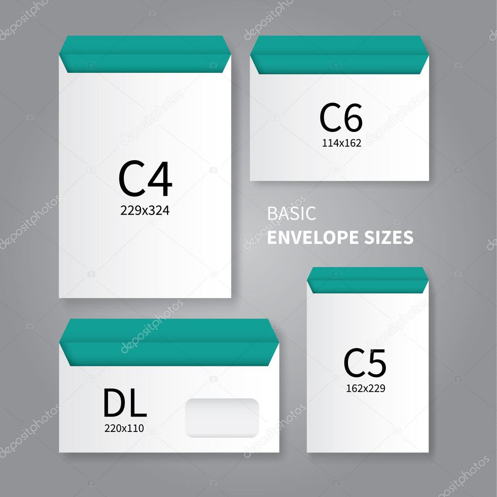 Professional Envelope Design Ideas