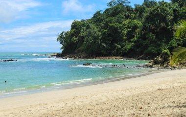 Tropical beach, Manuel Antonio, Costa Rica