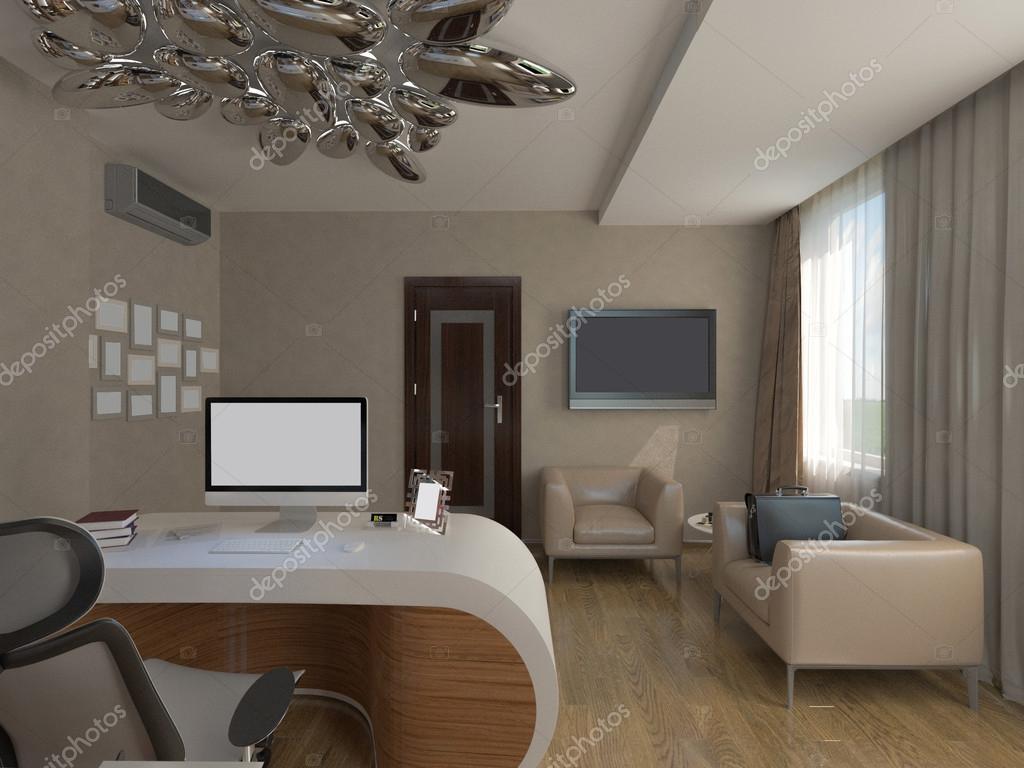 modernes home-office — Stockfoto © Richman21 #67619887