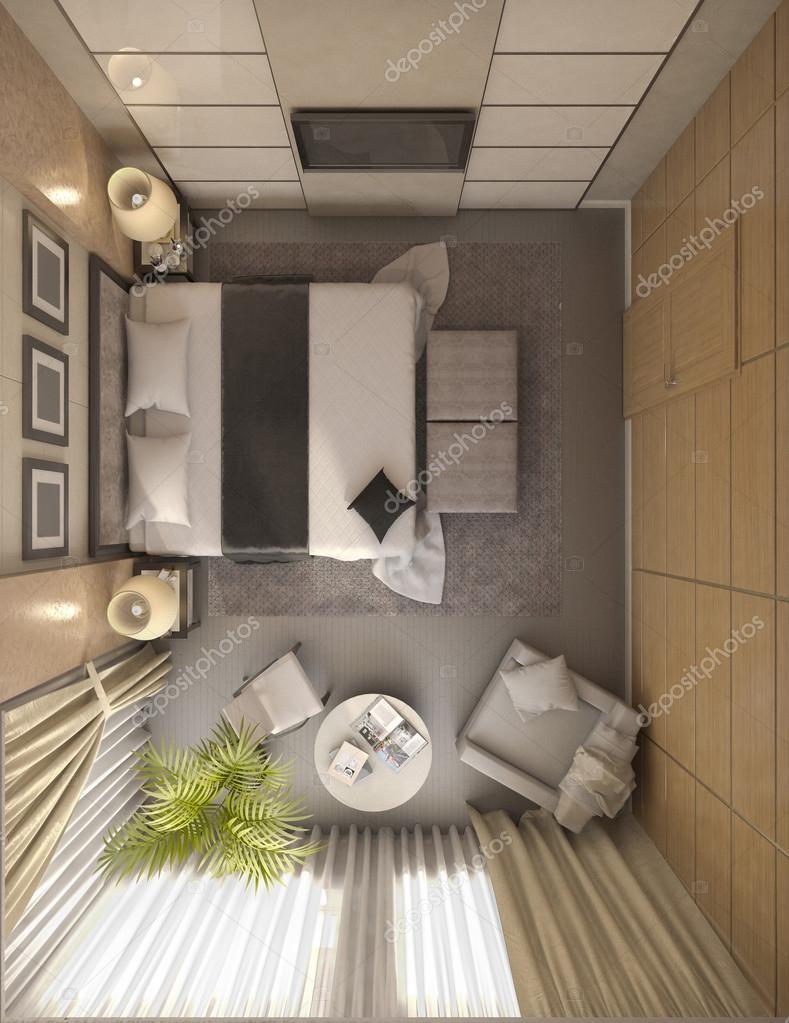 Ilustracja Wzoru łazienkę W Kolorze Brązu I Beżu Zdjęcie